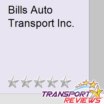 bills auto transport inc rated 0 stars out of 5 transport