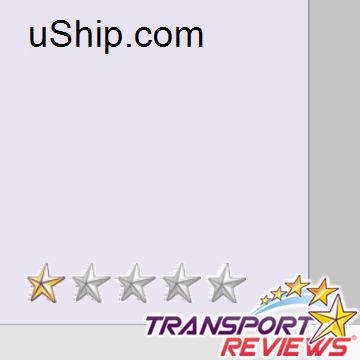 uShip com - Rated 1 Stars out of 5 - Transport Reviews com