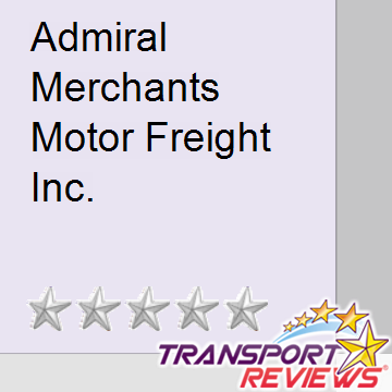 Admiral Merchants Motor Freight Inc. By Chip - Transport Reviews